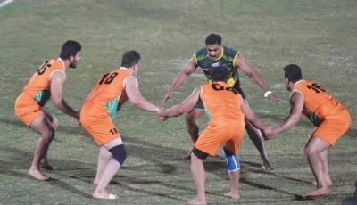 پاکستان، بھارت کو شکست دے کر پہلی مرتبہ کبڈی کا عالمی چمپیئن بن گیا