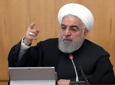 ایران دبائو میں آکرامریکہ کے ساتھ کبھی مذاکرات نہیں کرے گا:روحانی