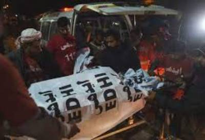 کراچی: کیماڑی میں زہریلی گیس پھیلنے سے 6 افراد ہلاک، 135 متاثر