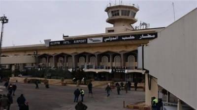 حلب میں 2012 سے بند ائیرپورٹ بدھ سے مسافر پروازوں کیلئے کھولنے کا اعلان