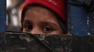 شدید سردی کے باعث ایک ملین شامی موت کے منہ میں ہیں: اقوام متحدہ