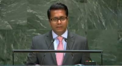 اقوام متحدہ،پاکستان کا شورش زدہ علاقوں میں امن مشنوں کیلئے واضح ترجیحات پر زور