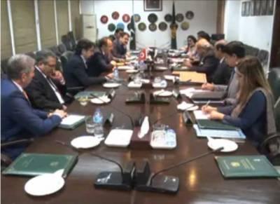 وزیر داخلہ کا تمام عالمی فورموں پر پاکستان کی حمایت کرنے پر ترکی سے اظہار تشکر