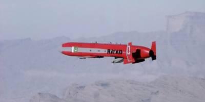 پاکستان کا فضا سے فضا میں مارکرنیوالے کروز میزائل رعد ٹو کا کامیاب تجربہ