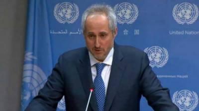 اقوام متحدہ کا شام کے شمال مغربی علاقے میں فوری جنگ بندی پر زور