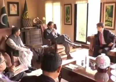 پاکستان،جاپان کےساتھ تعلقات میں مزیدوسعت دینےکاخواہاں ہے:وزیراعظم