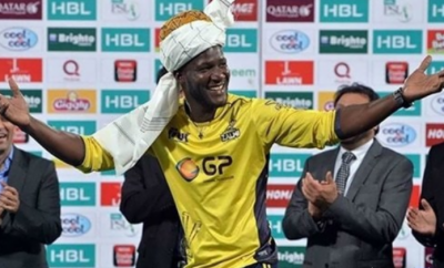 ڈیرن سیمی کو پاکستان کی اعزازی شہریت دینے کا اعلان