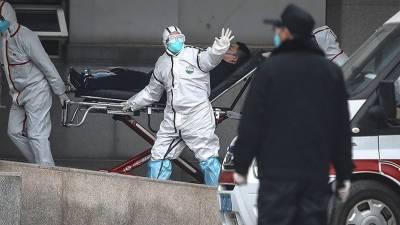 چین میں کورونا وائرس سے مزید 96 افراد ہلاک