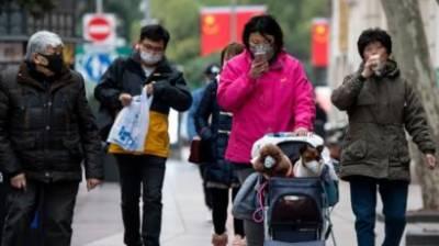 چین:شہر ووہان میں کروناوائرس سے متاثرہ نئے مریض سامنے آئے ہیں