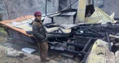 وادی نیلم: ایل او سی پر بھارتی فوج کی بلا اشتعال فائرنگ اور گولہ باری جاری