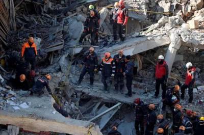 ترکی میں 5.7 شدت کا زلزلہ، 7افراد ہلاک ،متعدد زخمی