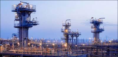 سعودی عرب میں سب سے بڑا گیس کا ذخیرہ