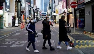 جنوبی کوریا میں کورونا وائرس سے متاثرہ افراد کی تعداد میں نمایاں اضافہ