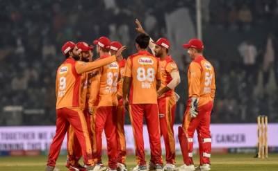 لاہور قلندرز کا اسلام آباد یونائیٹڈ کو فتح کیلئے 183رنز کا ہدف