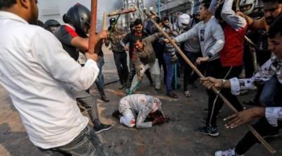دہلی:مسلم اکثریتی علاقوں میں ہنگامے جاری، 7 افراد ہلاک