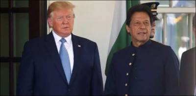 ٹرمپ کا بھارت میں بیان ، عمران خان کی خارجہ پالیسی کے نتائج آنا شروع
