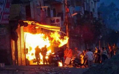 بھارتی انتہاپسندوں اور مودی سرکار کے گٹھ جوڑ نے مسلمانوں پر قیامت توڑ دی۔