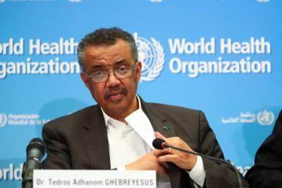 عالمی ادارہ صحت کاچین کے علاوہ مزید ممالک میں کروناوائرس کے تیزی سے پھیلنے پرتشویش کااظہار