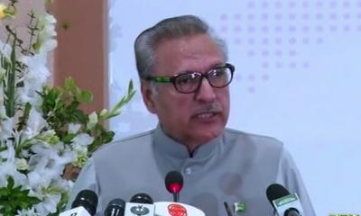 صدر کا پاکستان کوعظیم ملک میں تبدیل کرنے کے عزم کااعادہ