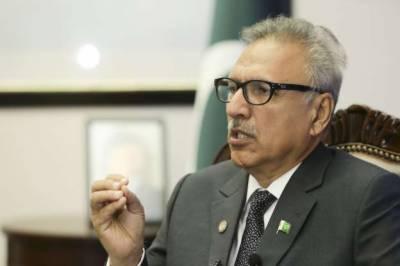 کورونا وائرس سے بچنے کےلئے احتیاطی تدابیر پر لا زمی عمل کریں۔ صدر عارف علوی