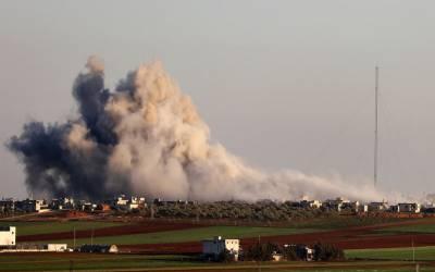 روس اور شام کے فضائی حملے سے 34 ترک فوجی جاں بحق