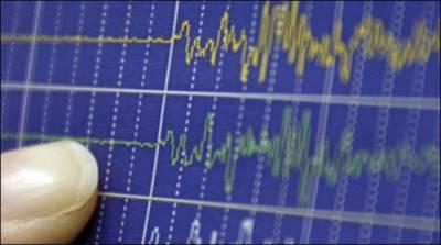 انڈونیشیا میں 5.7 شدت کا زلزلہ