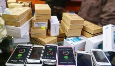 پاکستان موبائل فونز کی فروخت میں دنیا میں ساتویں نمبر پر