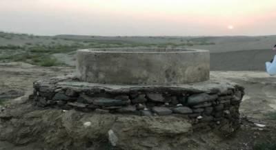 سعودی عرب میں 1400 برس قدیم مسجد اور کنویں کے آثار