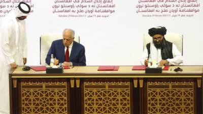 افغان طالبان اورامریکہ کےدرمیان امن مذاکرات کیلئےپاکستان نےاہم کرداراداکیاچینی ماہر