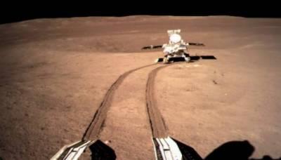 خلائی گاڑی نے چاند پر ریت کی 40 فٹ گہری تہہ دریافت کر لی