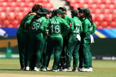 خواتین ٹی ٹونٹی عالمی کپ:آج پاکستان اور تھائی لینڈ کے درمیان میچ کھیلاجائے گا