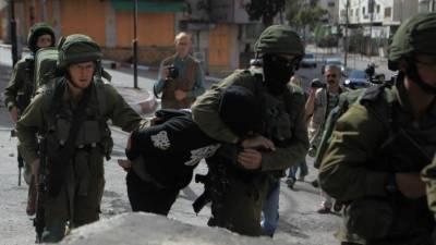 قابض صہیونی فوج کے گھروں پر چھاپے ، 6فلسطینی گرفتار