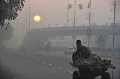 فضائی آلودگی کے سبب انسانی عمر اوسطاً تقریباً تین برس کم ہو گئی