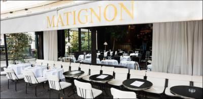 پیرس کے ریستوران نے اسکارف پہنی خواتین پر پابندی لگا دی