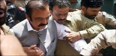 لاہور ہائی کورٹ نے رانا ثنا اللہ کی عبوری ضمانت منظور کر لی