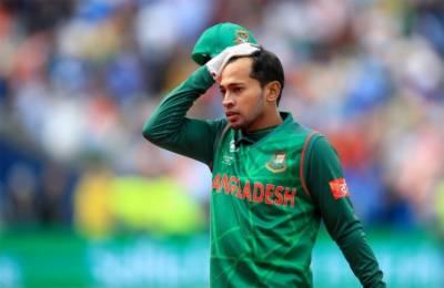 پاکستان ٹور سے انکاری بیٹسمین مشفق الرحیم بنگلہ دیشی ون ڈے ٹیم سے ڈراپ