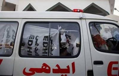 کوئٹہ:ٹریفک حادثے میں 6 لیویز اہلکار زخمی