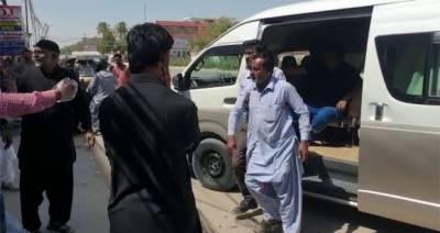 کراچی : فیکٹری سے زہریلی گیس کا اخراج ، 150 افراد کی حالت غیر