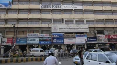 کراچی: صدر کمپیوٹر مارکیٹ کے دکانداروں نے بھی دکانیں جلدی کھولنے کا اعلان کردیا