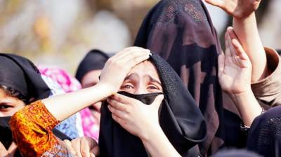 کشمیری خواتین دنیا میں بدترین جنسی تشدد کا شکار