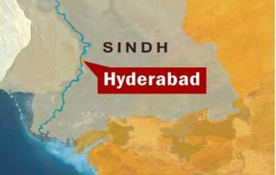 حیدرآباد:رہائشی فلیٹ میں آتشزدگی کے نتیجے میں چارخواتین جاں بحق