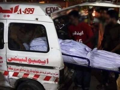 ٹھٹہ کے قریب فارم سے ماں اور 4 بچوں کی لاشیں برآمد