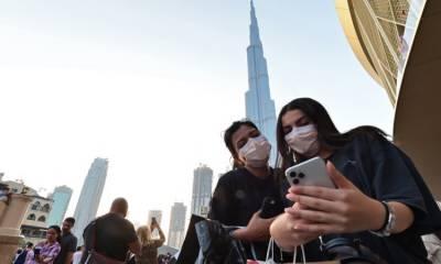 متحدہ عرب امارات نے کو کرونا وائرس کے 14 نئے کیسوں کی تصدیق کردی۔