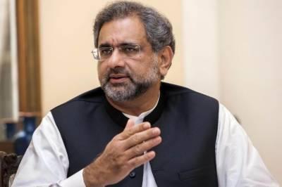 شاہد خاقان عباسی کی ڈاکٹر عدنان پر قاتلانہ حملے کی شدید مذمت
