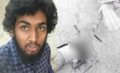 بھارت: چچا کو قتل کرنے کے بعدسیلفی لینے والا بھتیجا گرفتار