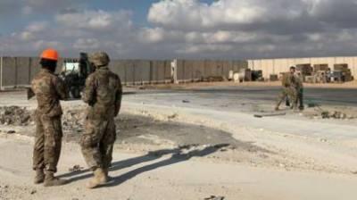 عراق میں اتحادی فوج کے اڈے پر راکٹ حملہ، امریکی و برطانوی فوجی ہلاک