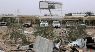 عراق میں التاجی کے اڈے پرایک اور راکٹ حملہ ،پینٹاگان کی جوابی کارروائی کی دھمکی