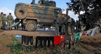 شام : تُرک فوجیوں اور انقرہ نواز شامی گروپوں پر حملے، 8 افراد ہلاک