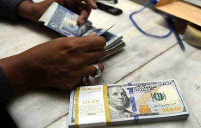 انٹر بینک : ڈالر ایک روپے 72 پیسے سستا ہوگیا