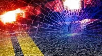 بدین میں ٹریلر اور موٹر سائیکل رکشہ میں تصادم،3 بچے جاں بحق اور4 خواتین زخمی